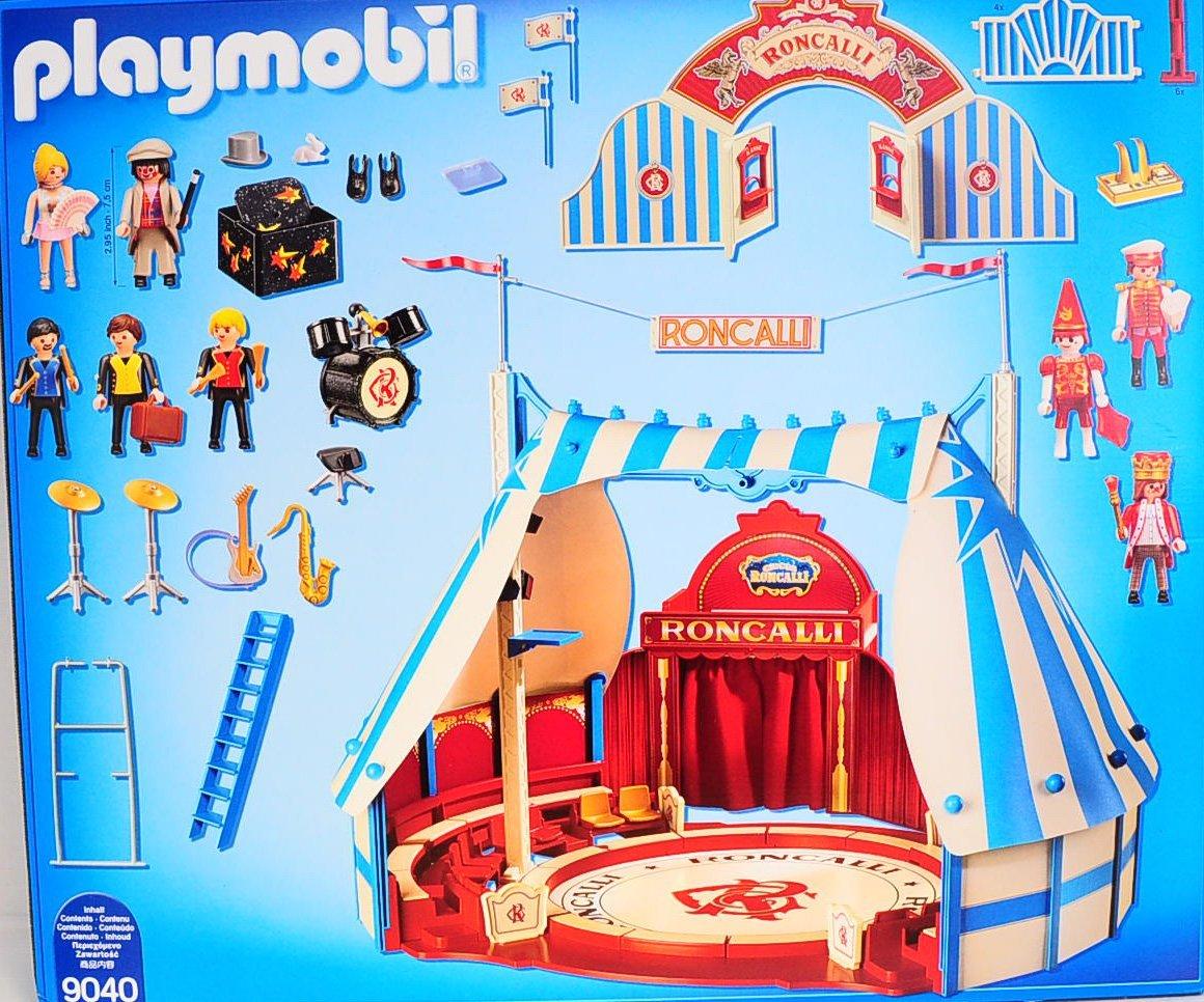 Playmobil le cirque 5057