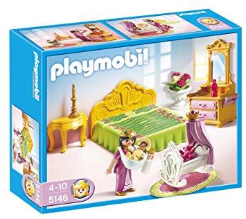 Amazon playmobil chateau princesse