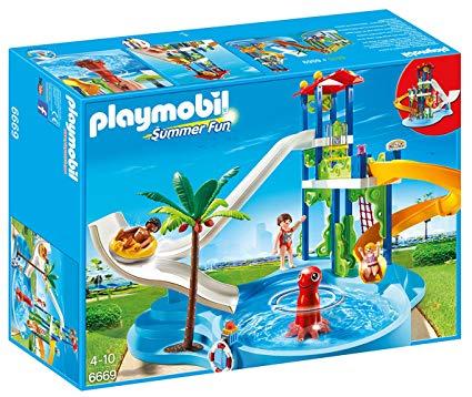 Playmobil summer fun water park 6669