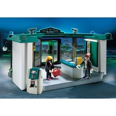 Playmobil city action la vie de chantier