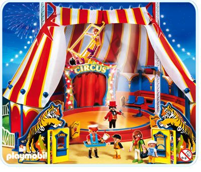 Playmobil cirque circus