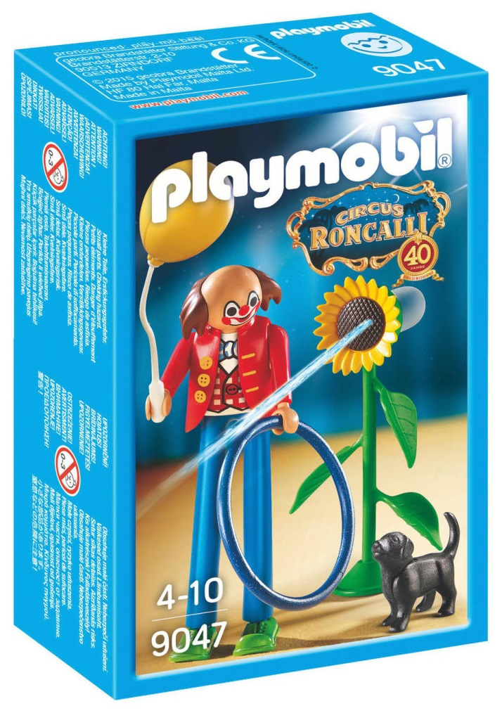 Playmobil cirque clown