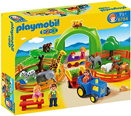 Playmobil 123 elephant