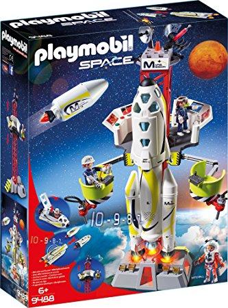 Amazon playmobil weltraumrakete