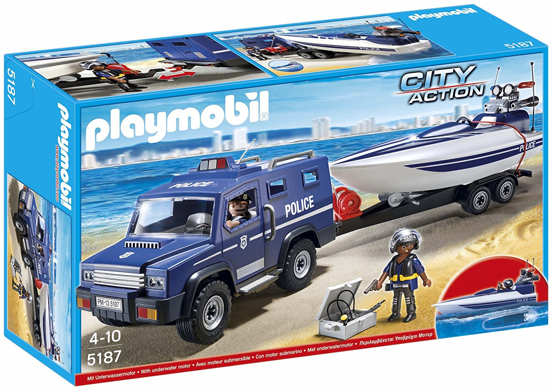 Amazon playmobil jeep