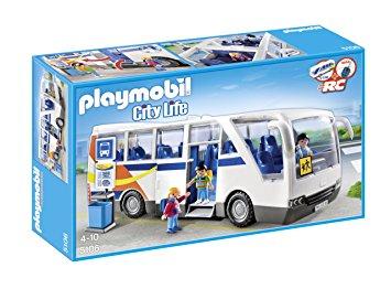 Playmobil bus travel