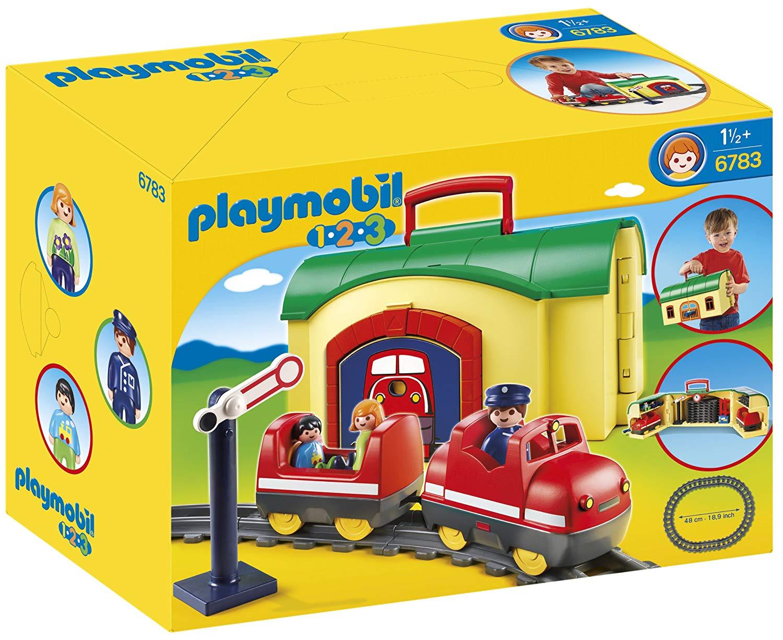 Playmobil 123 age
