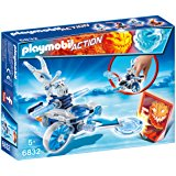 Playmobil action fire and ice