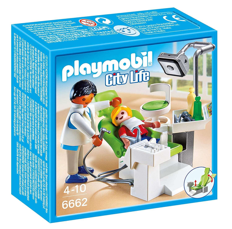 Playmobil city life creche