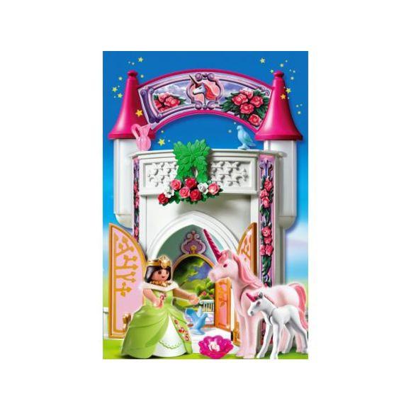 Playmobil chateau princesse licorne