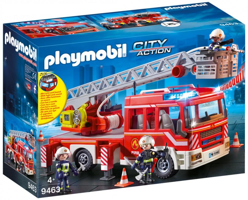 Playmobil pompier pas cher
