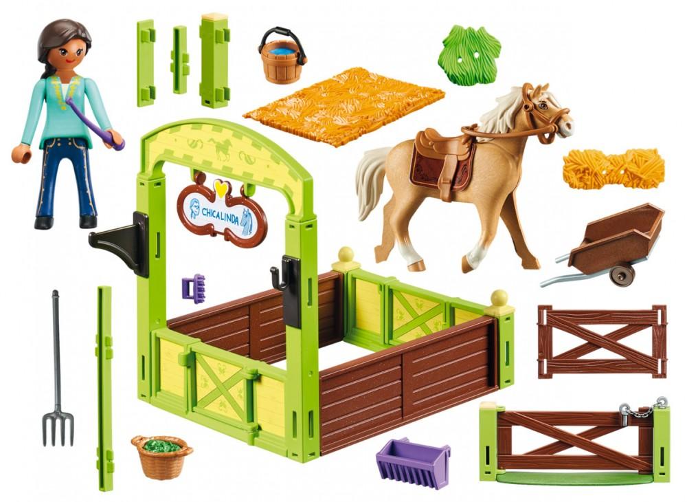 Playmobil spirite