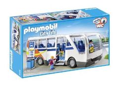Bus playmobil oxybul
