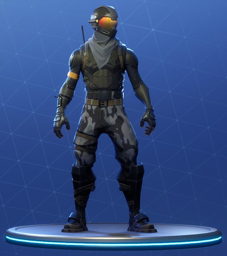 Fortnite skin rogue