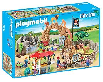 Playmobil animaux du zoo