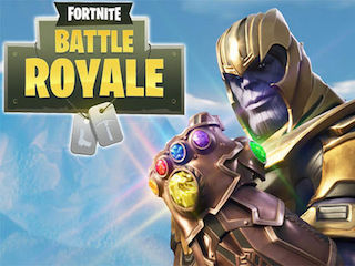 Fortnite battle royale download size android