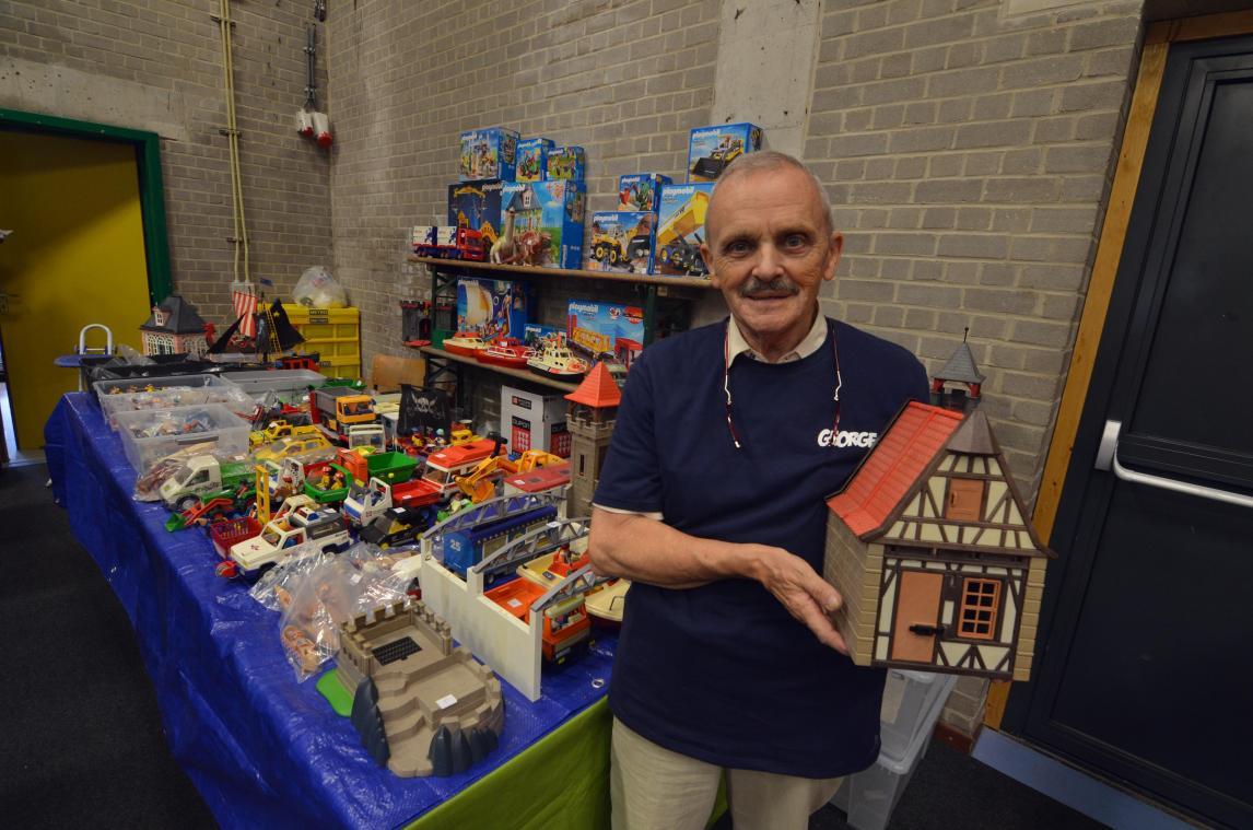 Exposition playmobil belgique 2017