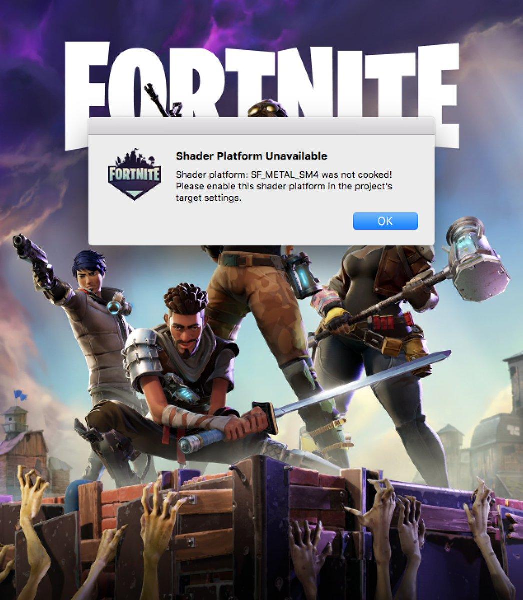 Download fortnite on apple computer