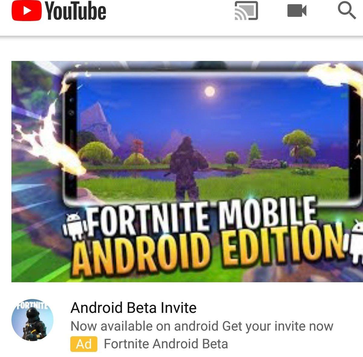 Fortnite app youtube