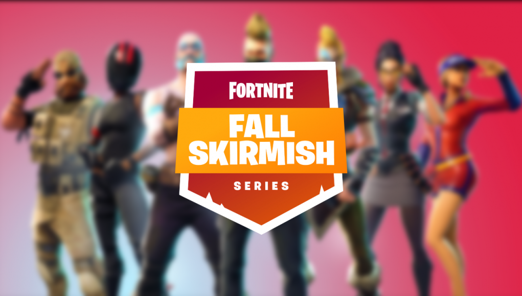 Fortnite fall skirmish team