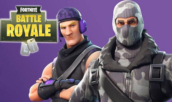 Fortnite epic games twitch