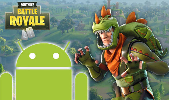 Fortnite android shield tv