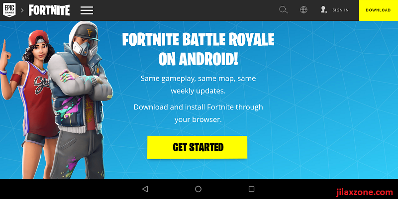 Fortnite android beta how long