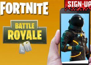 fortnite mobile beta ios - fortnite mobile beta sign up