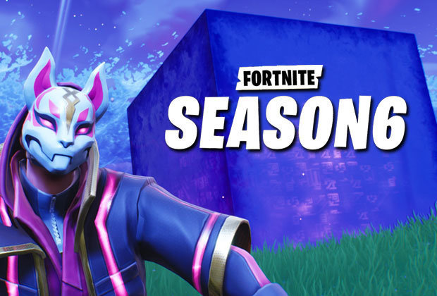 Fortnite saison 6 crash xbox