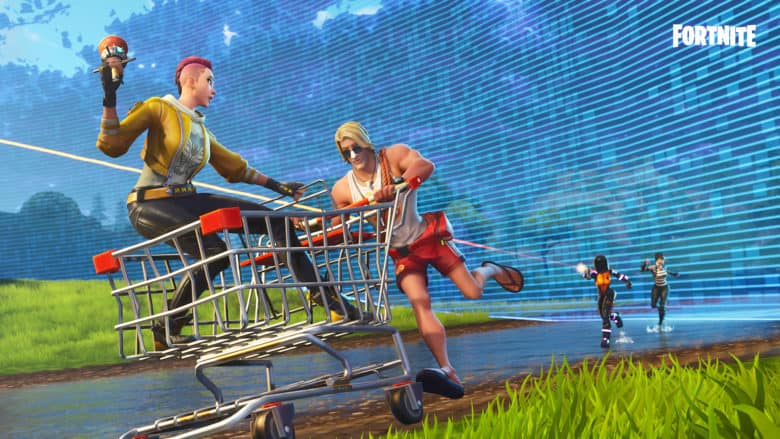 Fortnite coming to apple tv