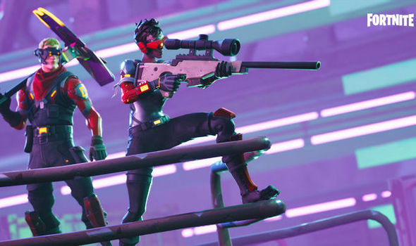 Fortnite patch notes may 22