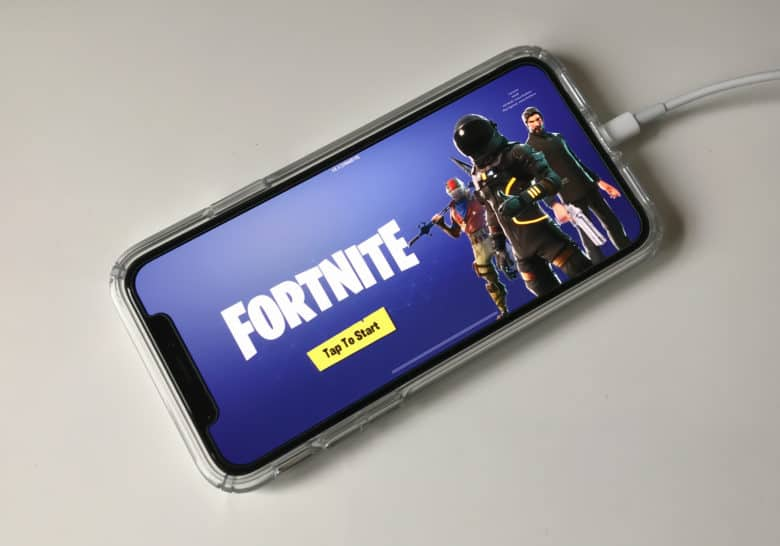 Fortnite mobile english