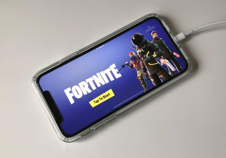 Fortnite app won't start