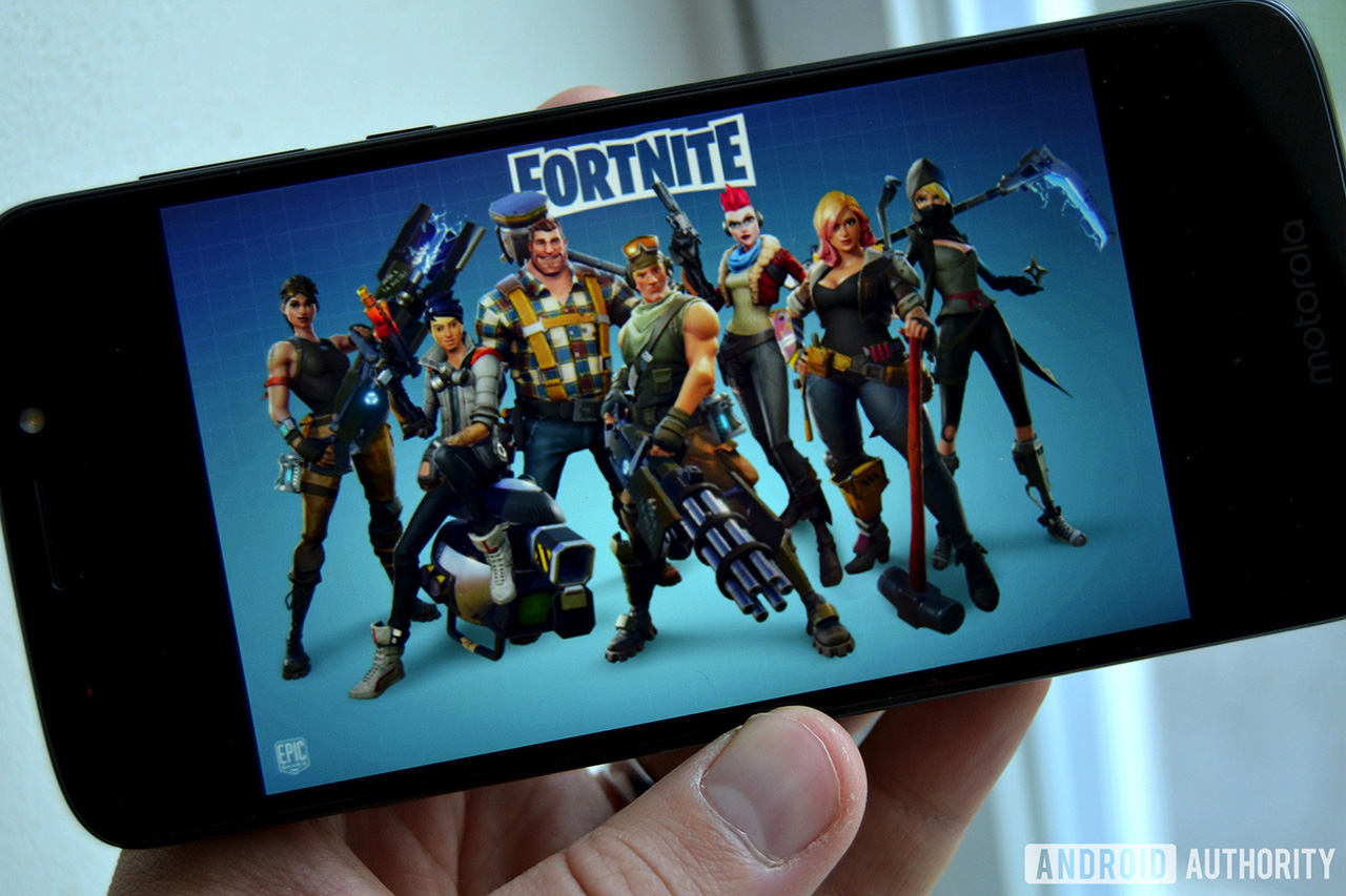 Fortnite android hack