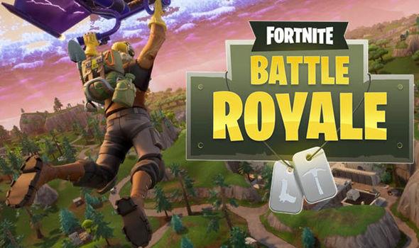 Fortnite battle royale ps4 servers down