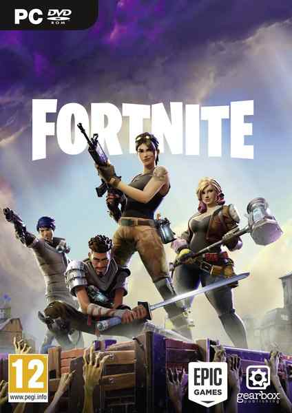 Fortnite direct download pc