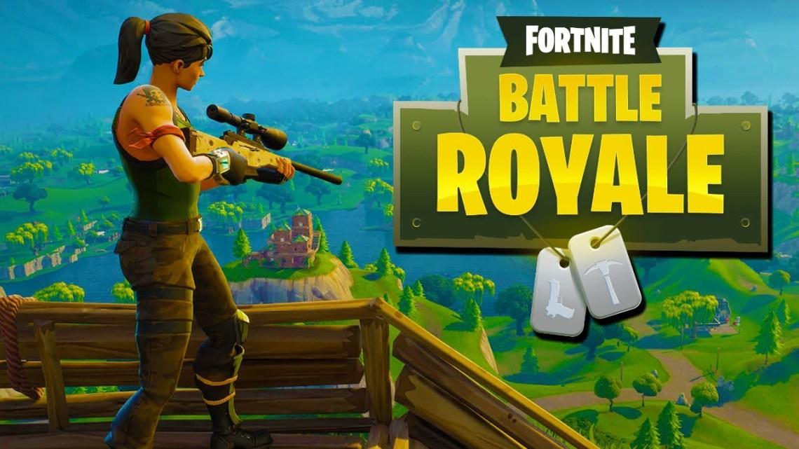 Fortnite battle royale android download link