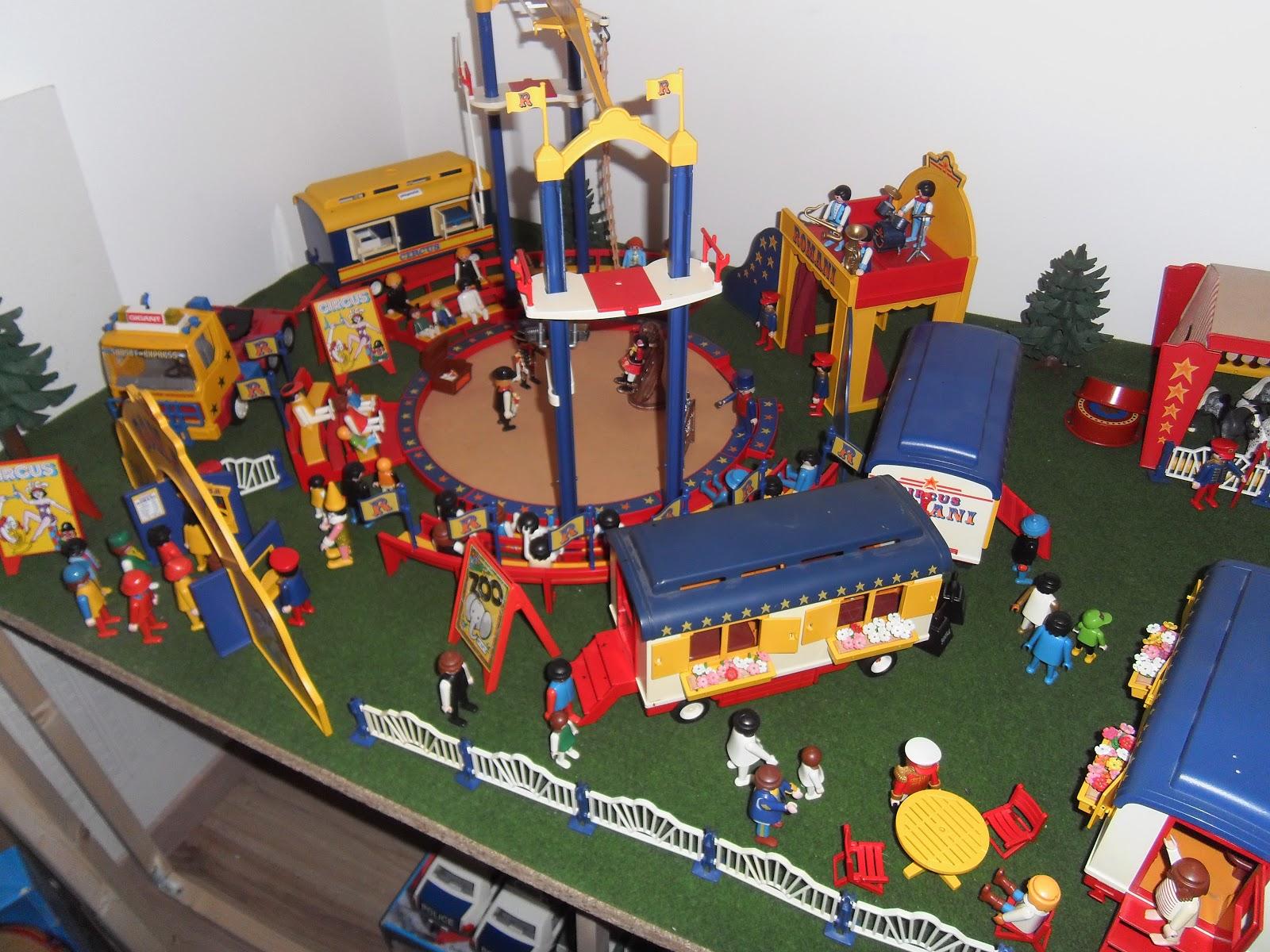 Playmobil cirque romani