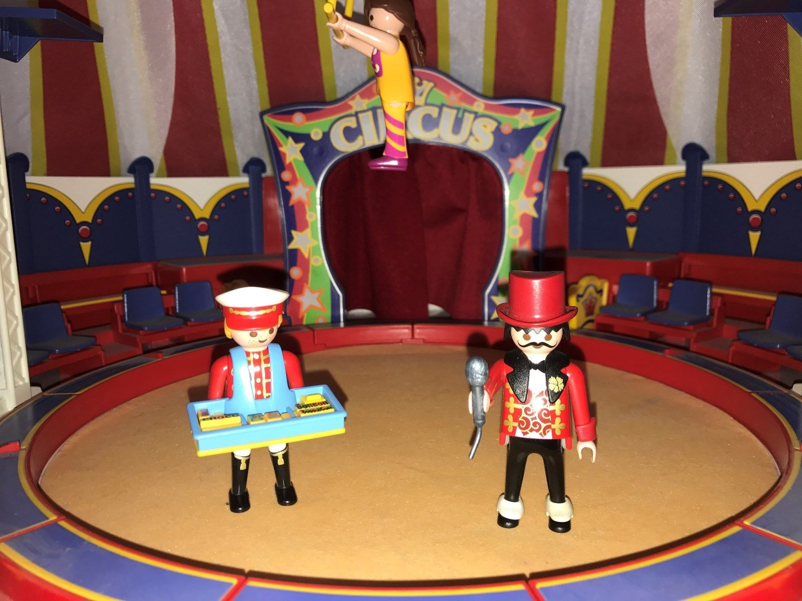 Playmobil le cirque 4230
