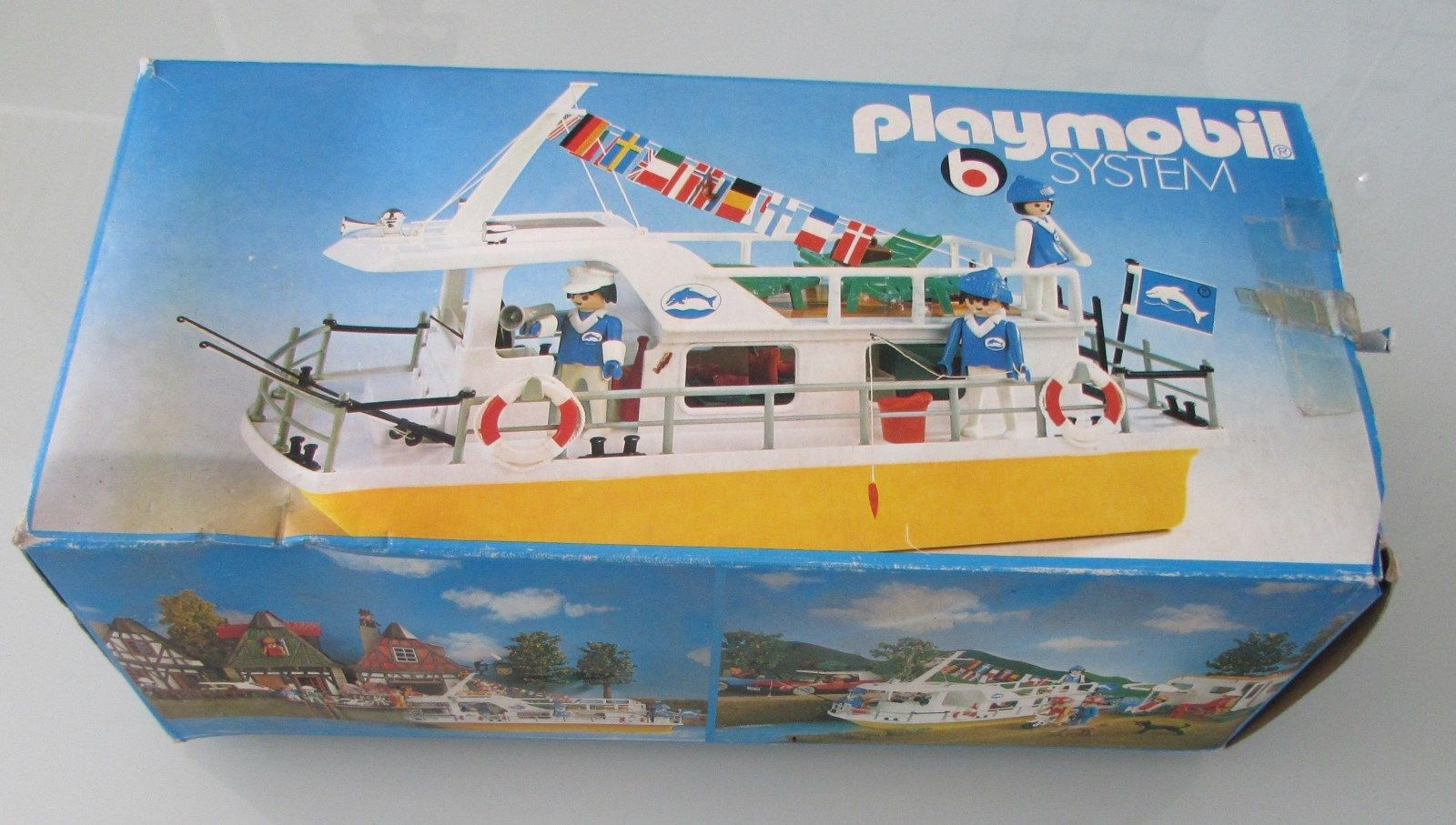 Playmobil bateau plaisance