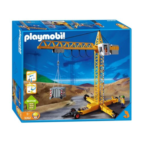 Playmobil grue