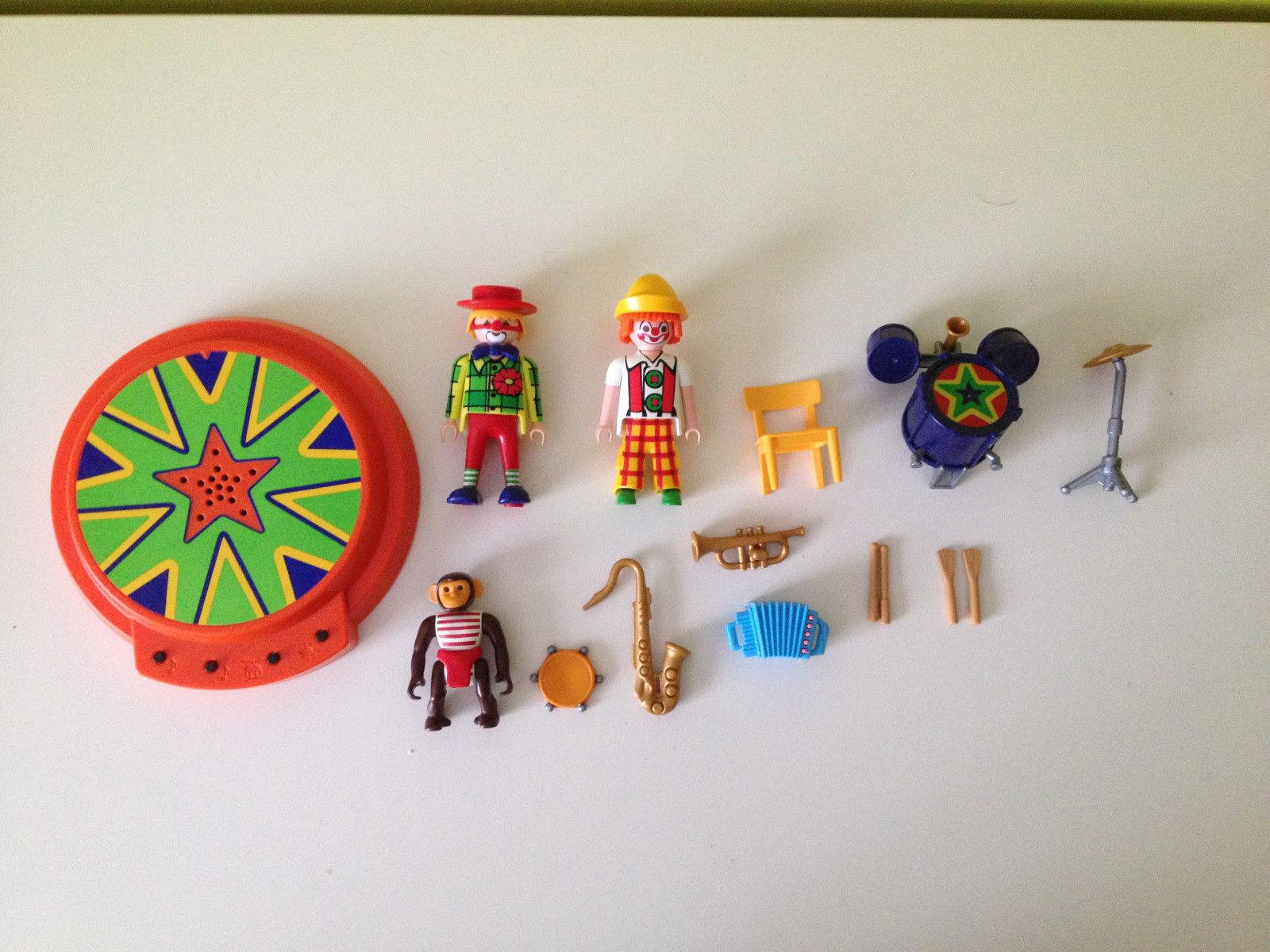 Playmobil 4231 orchestre de cirque