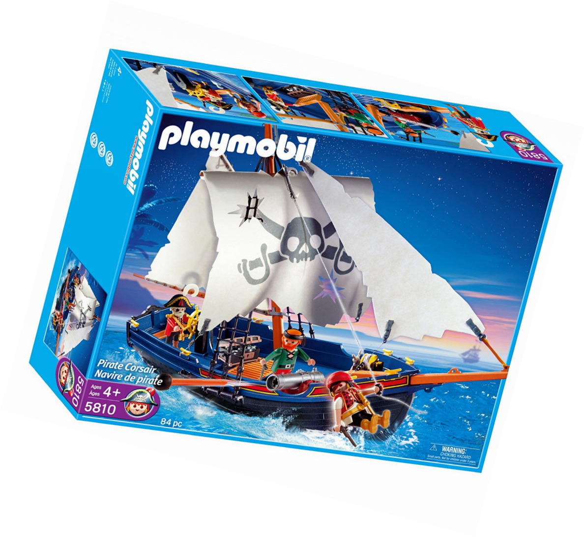 Playmobil bateau corsaire 5810