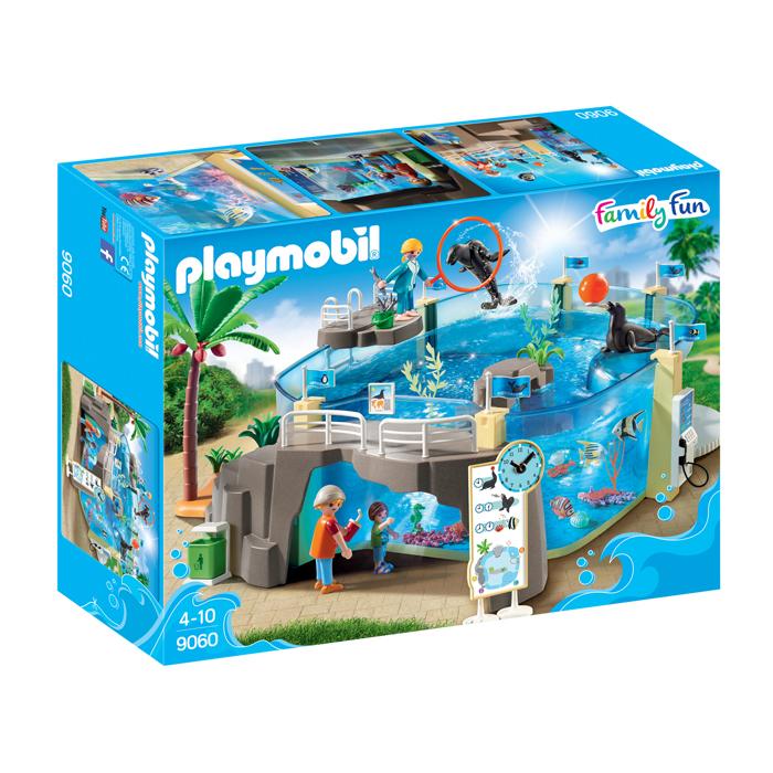 Playmobil jeu aquatique