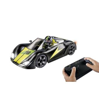 Playmobil action voiture