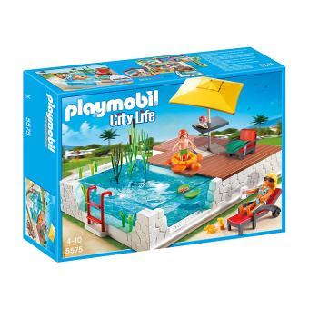 Playmobil piscine dauphin