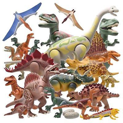 Playmobil dinosaure carrefour