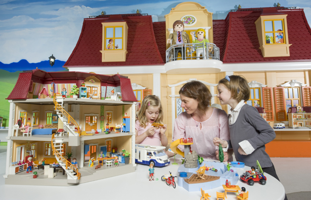Playmobil fun park hotel