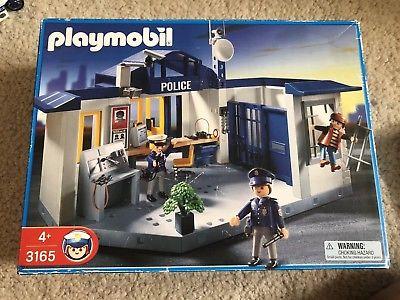 Playmobil police station 3165
