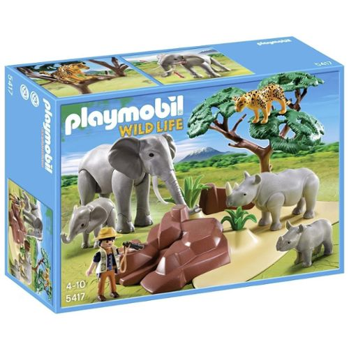 Animaux playmobil d'occasion pas cher